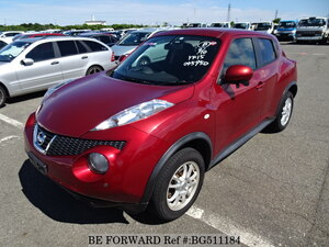 Used 2011 NISSAN JUKE BG511184 for Sale
