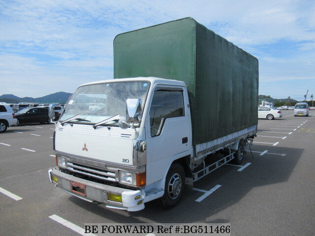 Used 1991 MITSUBISHI CANTER BG511466 for Sale