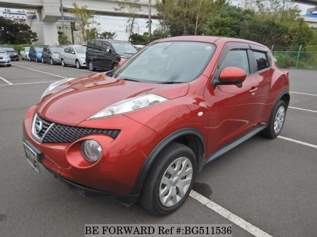 Used 2011 NISSAN JUKE BG511536 for Sale