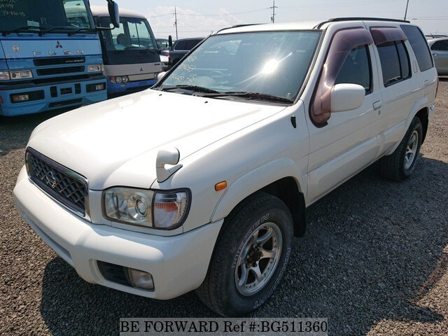 Used 1999 NISSAN TERRANO BG511360 for Sale