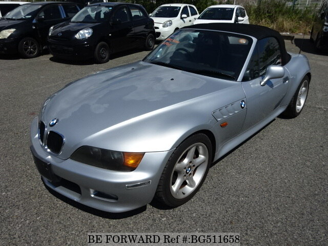 Used 2000 BMW Z3 BG511658 for Sale