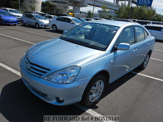 Used 2004 TOYOTA ALLION BG513149 for Sale