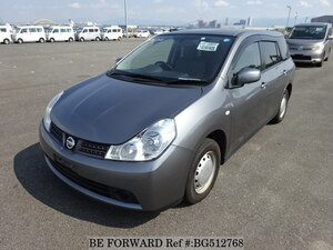 Used 2014 NISSAN WINGROAD BG512768 for Sale