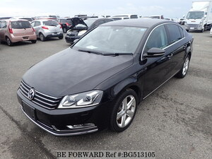 Used 2011 VOLKSWAGEN PASSAT BG513105 for Sale