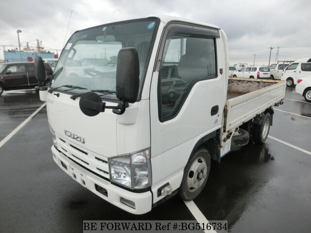 Used 2014 ISUZU ELF TRUCK BG516734 for Sale