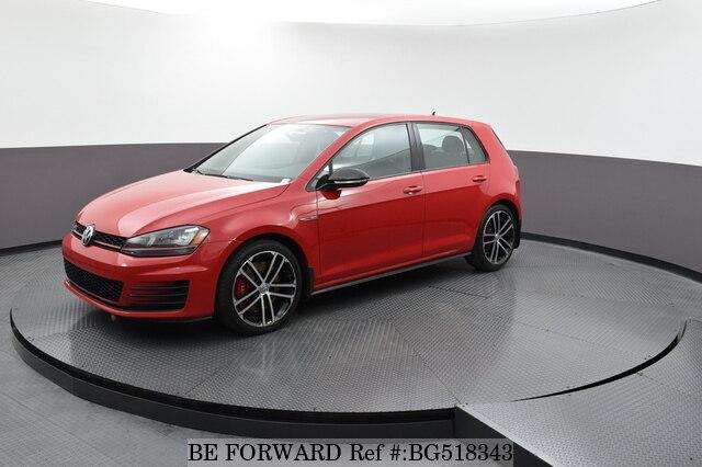 2017 Vw Gti Sport >> 2017 Volkswagen Golf Gti