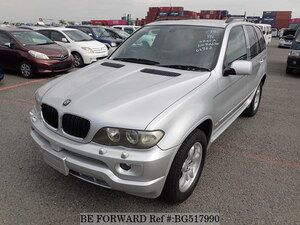 Used 2004 BMW X5 BG517990 for Sale
