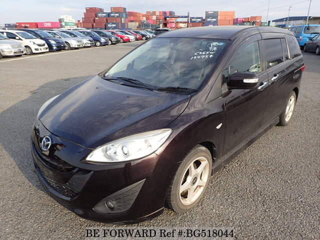 Used 2012 MAZDA PREMACY BG518044 for Sale