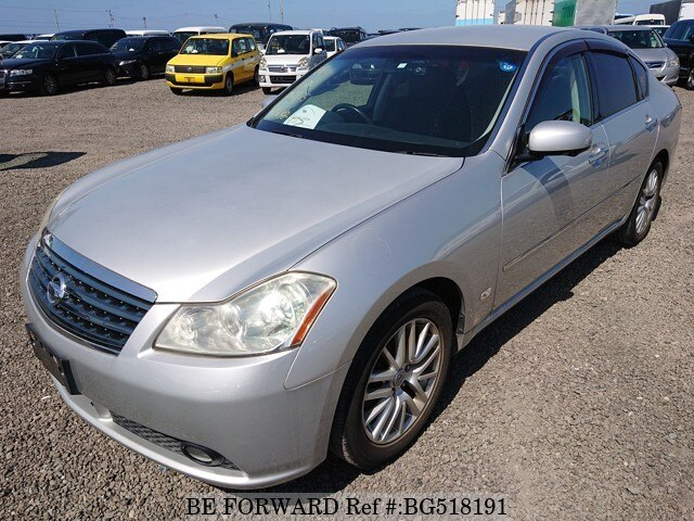 Used 2004 NISSAN FUGA BG518191 for Sale