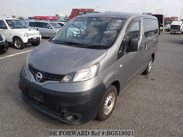 Used 2009 NISSAN VANETTE VAN BG518021 for Sale