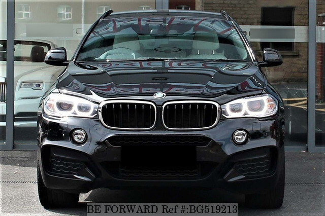 Used 2016 BMW X6 BG519213 for Sale