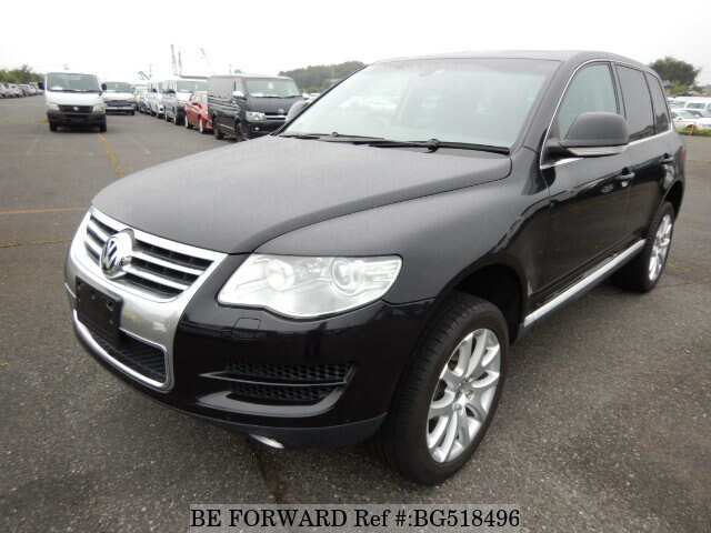 Used 2010 VOLKSWAGEN TOUAREG BG518496 for Sale