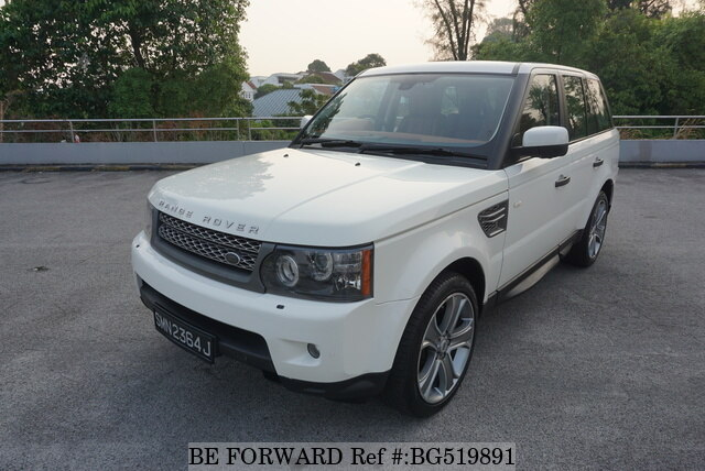 Range Rover Sport Used >> 2010 Land Rover Range Rover Sport
