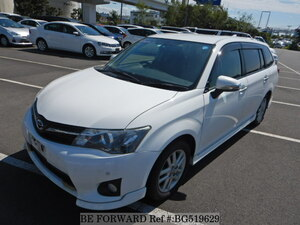 Used 2012 TOYOTA COROLLA FIELDER BG519629 for Sale