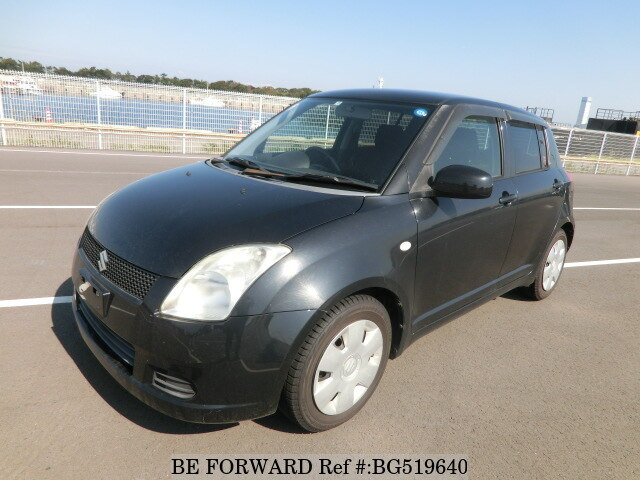 Used 2005 SUZUKI SWIFT BG519640 for Sale