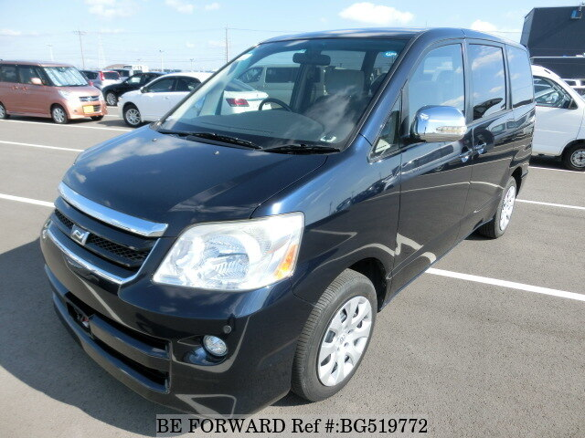 Used 2005 TOYOTA NOAH BG519772 for Sale