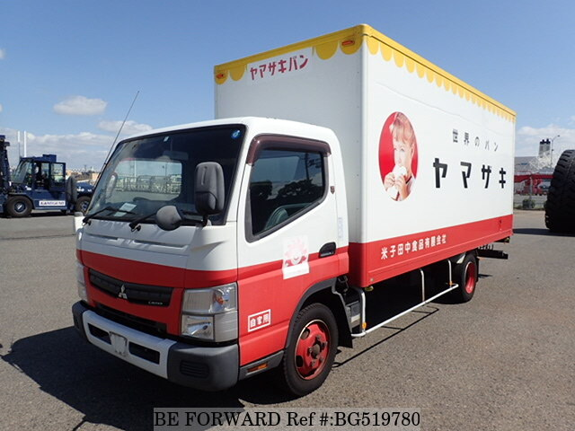 Used 2011 MITSUBISHI CANTER BG519780 for Sale