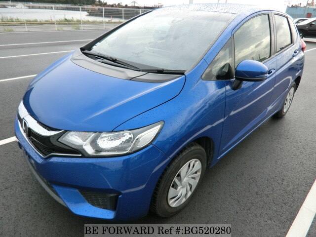 Used 2017 HONDA FIT BG520280 for Sale
