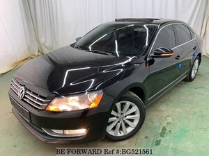Used 2012 VOLKSWAGEN PASSAT BG521561 for Sale