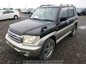 Used 2002 MITSUBISHI PAJERO IO BG520041 for Sale