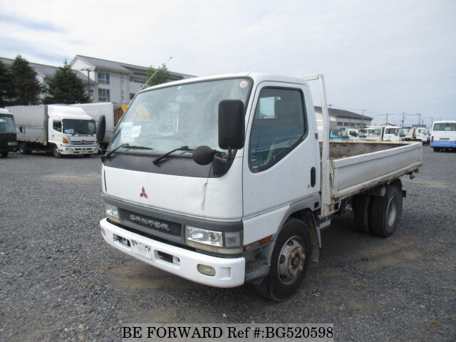 Used 2000 MITSUBISHI CANTER BG520598 for Sale
