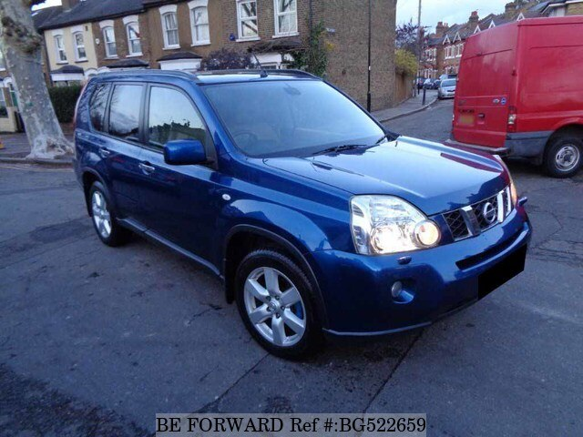 Used 2007 NISSAN X-TRAIL BG522659 for Sale