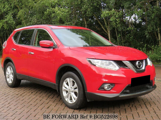Used 2016 NISSAN X-TRAIL BG522698 for Sale