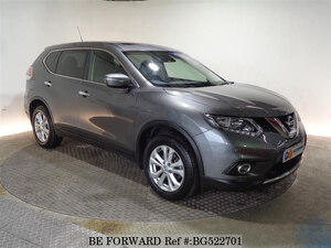 Used 2017 NISSAN X-TRAIL BG522701 for Sale