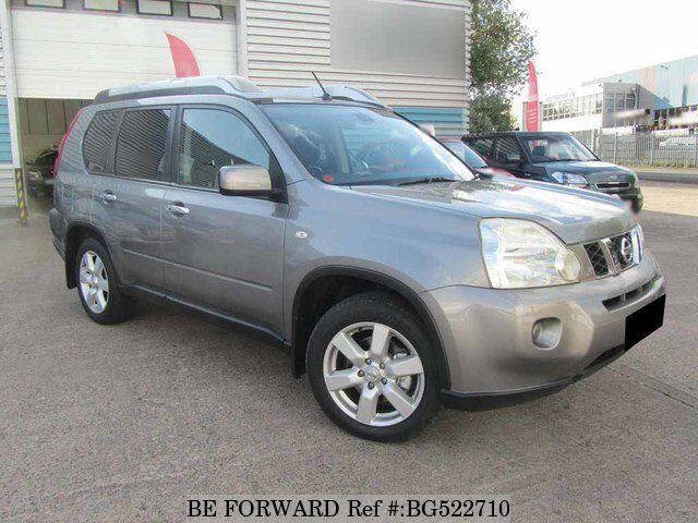 Used 2007 NISSAN X-TRAIL BG522710 for Sale