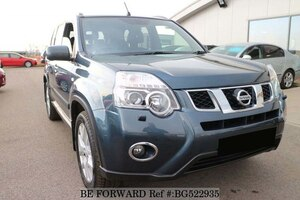 Used 2013 NISSAN X-TRAIL BG522935 for Sale