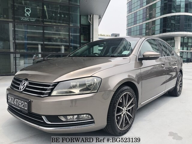 Used 2011 VOLKSWAGEN PASSAT BG523139 for Sale