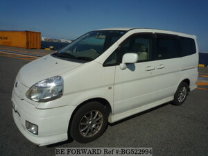 Used 2005 NISSAN SERENA BG522994 for Sale