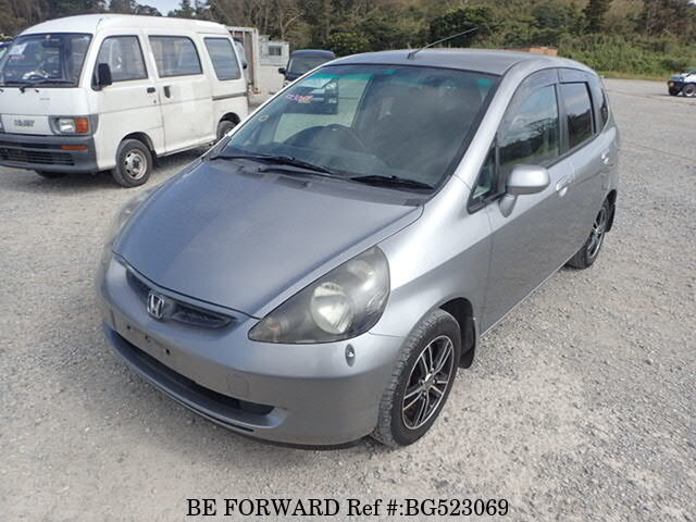 Used 2003 HONDA FIT BG523069 for Sale