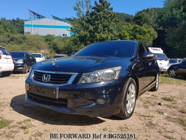Used 2009 HONDA ACCORD BG525181 for Sale