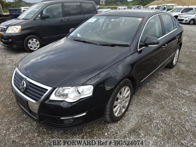 Used 2008 VOLKSWAGEN PASSAT BG524074 for Sale