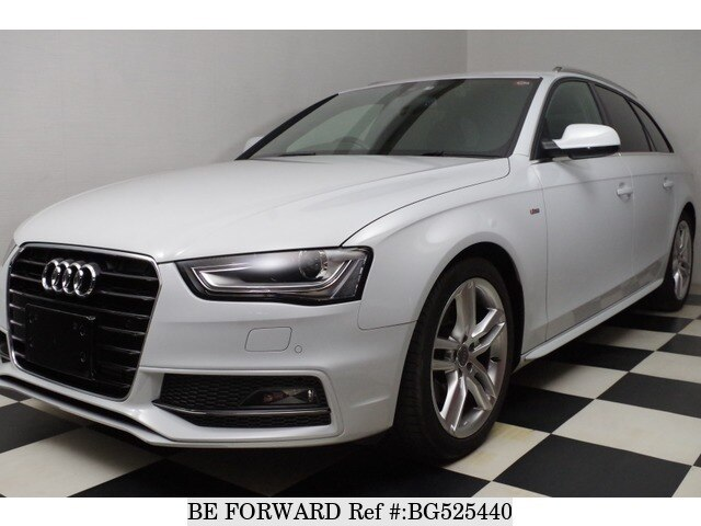 Used 2015 AUDI A4 BG525440 for Sale
