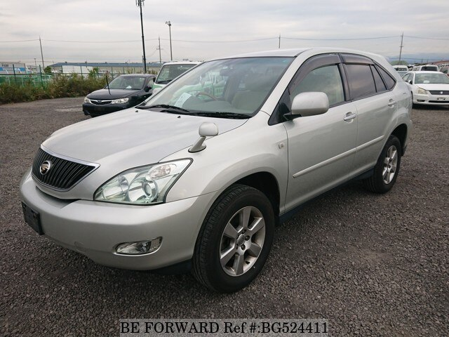 Used 2004 TOYOTA HARRIER BG524411 for Sale