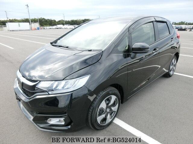 Used 2019 Honda Fit Hybrid L Honda Sensing Daa Gp5 For Sale Bg524014 Be Forward