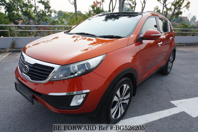 Used 2010 KIA SPORTAGE BG526205 for Sale