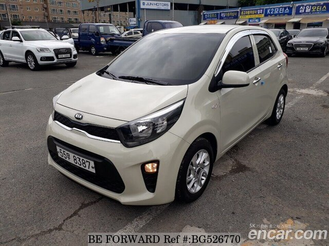 Used 2018 KIA MORNING (PICANTO) BG526770 for Sale