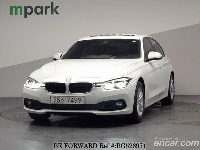 Used 2017 BMW 3 SERIES BG526971 for Sale
