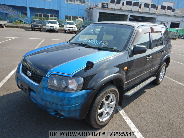 Used 2005 FORD ESCAPE BG525543 for Sale