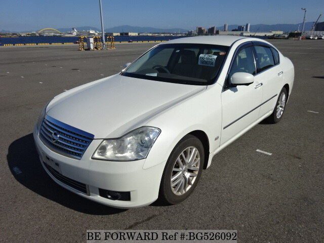 Used 2006 NISSAN FUGA BG526092 for Sale