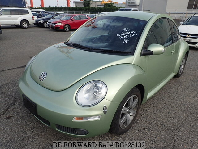 Used 2006 VOLKSWAGEN NEW BEETLE BG528132 for Sale