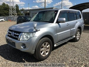 Used 2011 MITSUBISHI PAJERO BG528294 for Sale