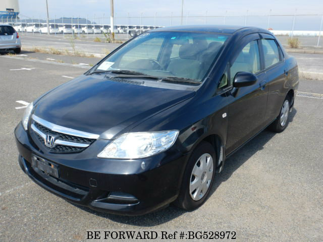 Used 2006 HONDA FIT ARIA BG528972 for Sale