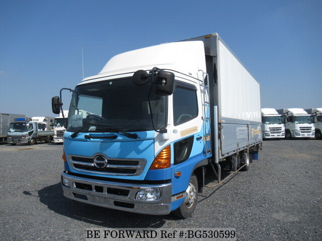 Used 2005 HINO RANGER BG530599 for Sale