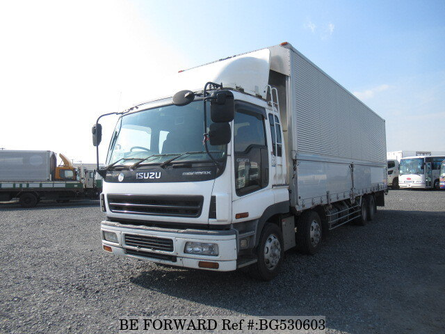Used 2004 ISUZU GIGA BG530603 for Sale