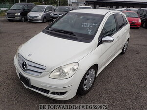 Used 2007 MERCEDES-BENZ B-CLASS BG529872 for Sale
