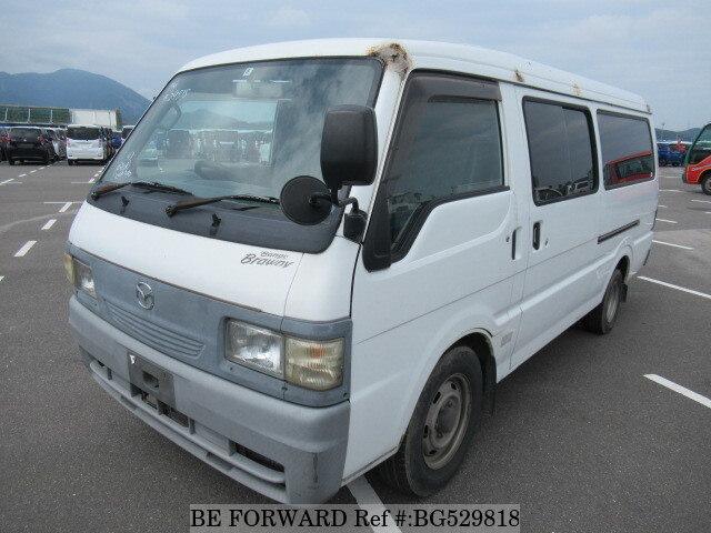 Used 1999 MAZDA BONGO BRAWNY VAN/KG-SK56V for Sale ...